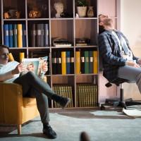 Håll käften och sjung, Högskolan för scen och musik - regi Staffan Aspegren & Mattias Palm