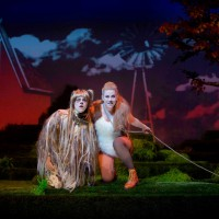 Den listiga lilla räven, Norrlandsoperan - regi Willhelm Carlsson