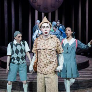 Pinocchio- Du er bra nok,treskalle! , Hålogaland Teater - regi Toril Solvang